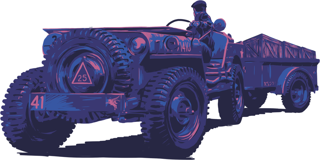 Image of a Jeep